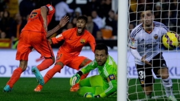 Анонс. «Барселона» - «Валенсия». Придумает ли Невилл, как остановить атакующее трио каталонцев?