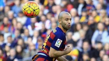 «Барселона» против «Валенсии» сыграет без Алвеса и Маскерано