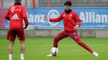 Сердар Таски получил травму на первой же тренировке «Баварии»