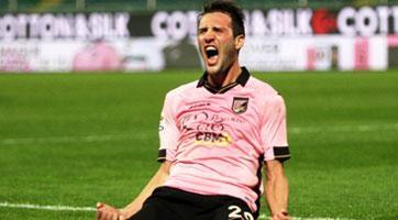 «Милан» проявляет интерес к хавбеку «Палермо»