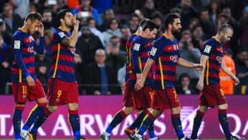 «Барселона» уничтожила «Валенсию»