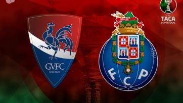 «Порту» крупно обыграл «Жил Висенте» в первом полуфинале Кубка Португалии