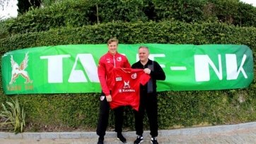 Стали известны детали контракта Бергстрёма с «Рубином»