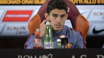 Диего Перотти: «Для меня большая честь быть игроком «Ромы»