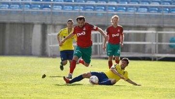 «Локомотив» в серии пенальти обыграл «Брондбю»