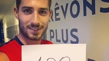 Кевин Трапп будет жертвовать по сто евро за каждое очко ПСЖ в фонд борьбы с раком