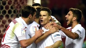 «Севилья» одной ногой в финале Кубка Испании