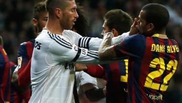 Дани Алвес: «В 2008-м году я едва не присоединился к «Реалу»