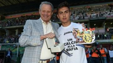 Маурицио Дзампарини: «Дибала должен был перейти в «Милан»