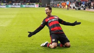 Эрнандес третий раз кряду признан лучшим игроком месяца в Бундеслиге