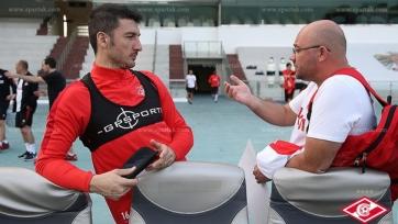 Боккетти хочет продлить контракт со «Спартаком»