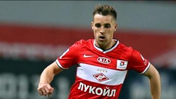 Кирилл Комбаров тренируется в стане «Ростова»