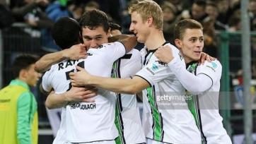 Менхенгладбахская «Боруссия» забила пять мячей «Вердеру»