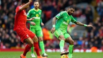«Сандерленд» вырвал ничью в схватке с «Ливерпулем»