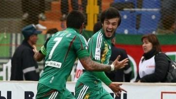 «Терек» взял верх в матче с чешской «Викторией»
