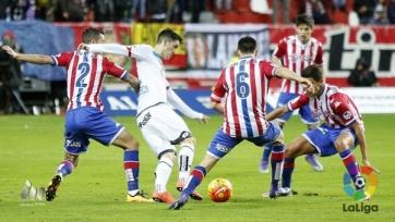 «Спортинг» не удержал победу в матче с «Депортиво»