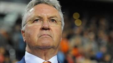 Хиддинк: «Не стоит переоценивать важность владения мячом»