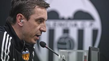 Невилл: «Валенсия» не борется за выживание, у нас другие приоритеты»