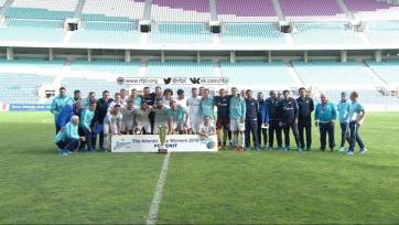 «Зенит» стал обладателем Atlantic Cup