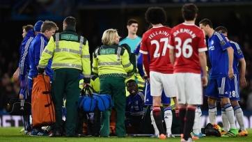 «Челси» на неопределённое время потерял Зуму