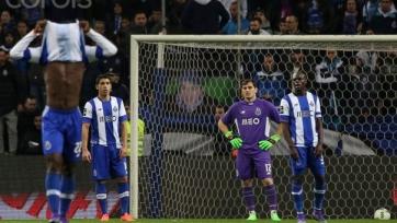 «Порту» потерпел сенсационное домашнее поражение