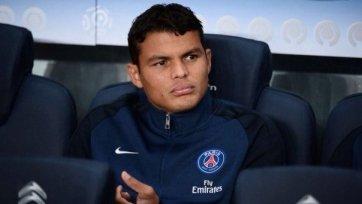 Тьяго Силва рассчитывает на то, что ПСЖ завершит чемпионат Франции без поражений