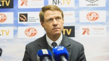 Олег Кононов: «Надо отрабатывать отборы и стандарты»