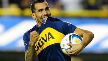 Карлос Тевес: «Сейчас я не на высоте»