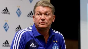 Блохин: «В украинском первенстве интересны лишь матчи между «Динамо» и «Шахтёром»