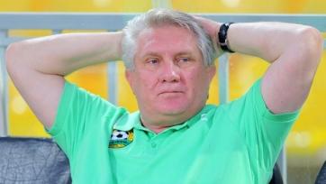 Ташуев: «Мельгарехо – большая потеря для нас, но опускать руки нельзя»