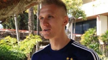 Теодорчик: «Каждый из игроков «Динамо» смотрит матчи «Ман Сити»