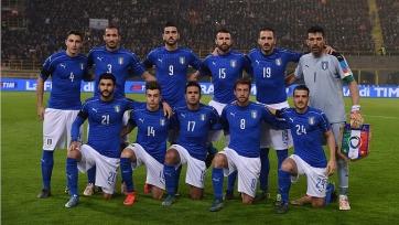 Сборная Италии сыграет против Шотландии и Финляндии