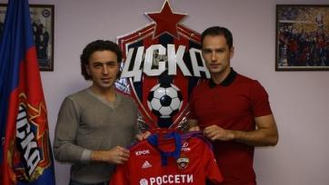 Официально: Роман Широков стал футболистом ЦСКА