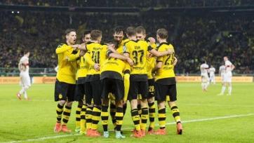 «Боруссия» вышла в полуфинал Кубка Германии