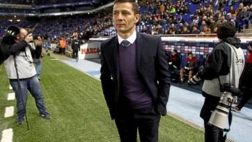 «Эспаньол» пока не будет увольнять тренера