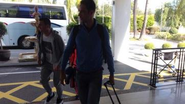 Роман Широков вместе с ЦСКА прибыл в Испанию