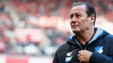 «Хоффенхайм» остался без главного тренера