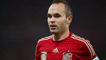 Иньеста: «Состав сборной Испании позволяет команде выиграть Евро-2016»