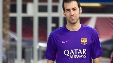 Руководство «Манчестер Сити» сделало запрос в «Барселону» по Бускетсу