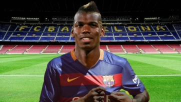 Хави считает, что Погба не подходит «Барселоне»