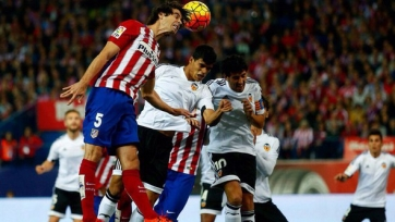 Руководство «Атлетико» не торопится предлагать Тьягу новый контракт