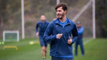 Ерохин: «На первом месте у меня стоит футбол, но финансовая составляющая тоже присутствует»