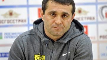 Агаларов: «Пока игроки «Анжи» готовы лишь на 60 процентов»