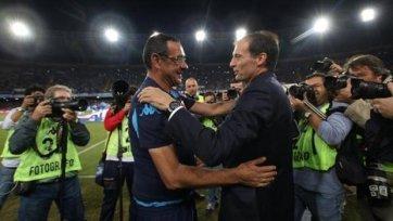 Маурицио Сарри и Массимилиано Аллегри впервые сразились в итальянской Серии С2