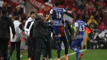 «Порту» добыл волевую победу в противостоянии с «Бенфикой»