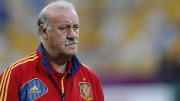Дель Боске уверен, что финал Кубка Короля не получится лёгким для «Барселоны»