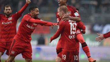 «Байер» выиграл у «Дармштадта», «Вольфсбург» - у «Ингольштадта»