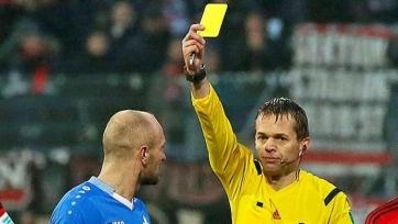 Пять футболистов «Дармштадта» пропустят матч против «Баварии»