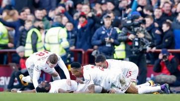 «Ливерпуль» уничтожил «Астон Виллу»