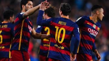 «Барселона» уничтожила «Сельту»